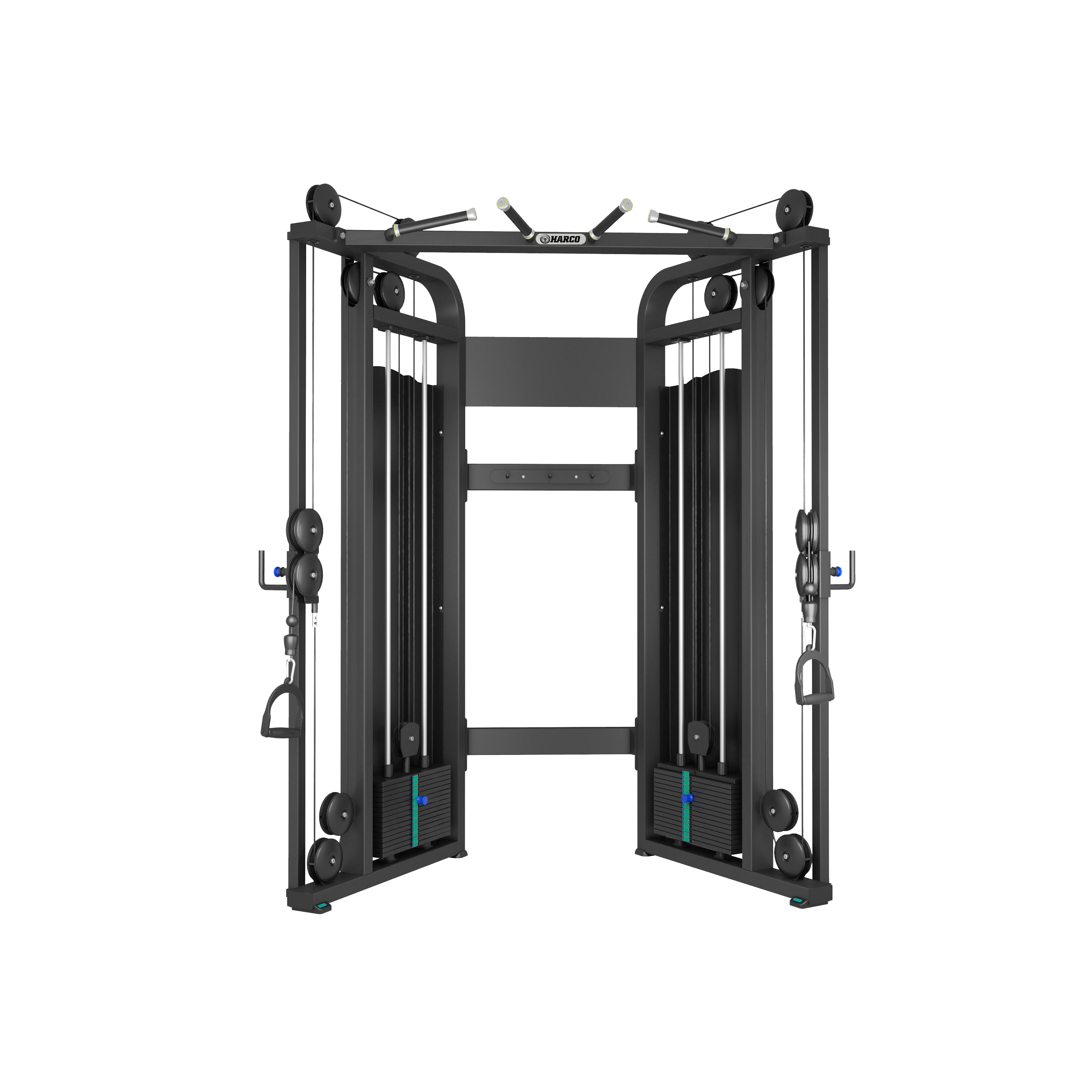 SRTB-17 FUNCTIONAL TRAINER – Harco India