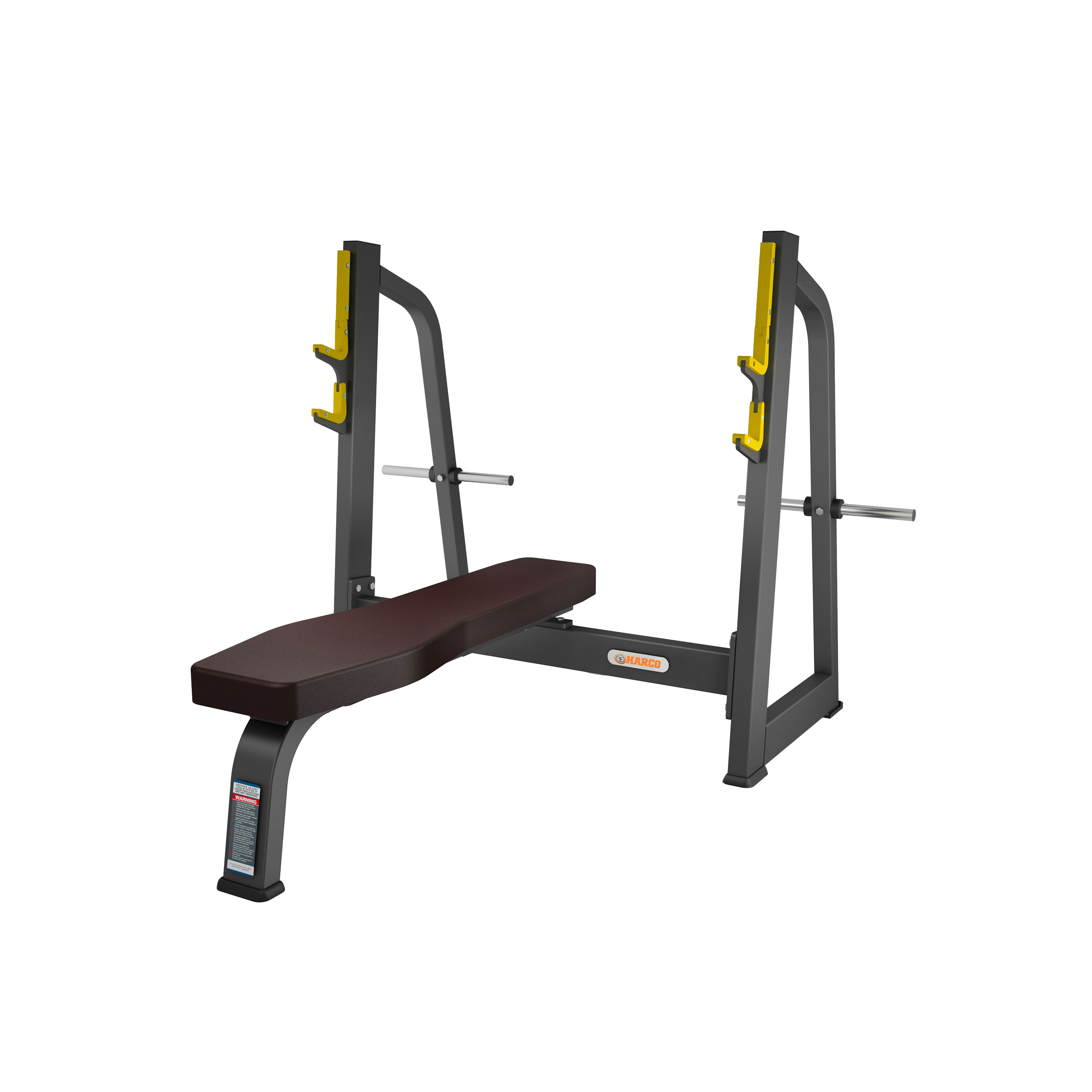 SRTB-43 OLYMPIC FLAT BENCH – Harco India