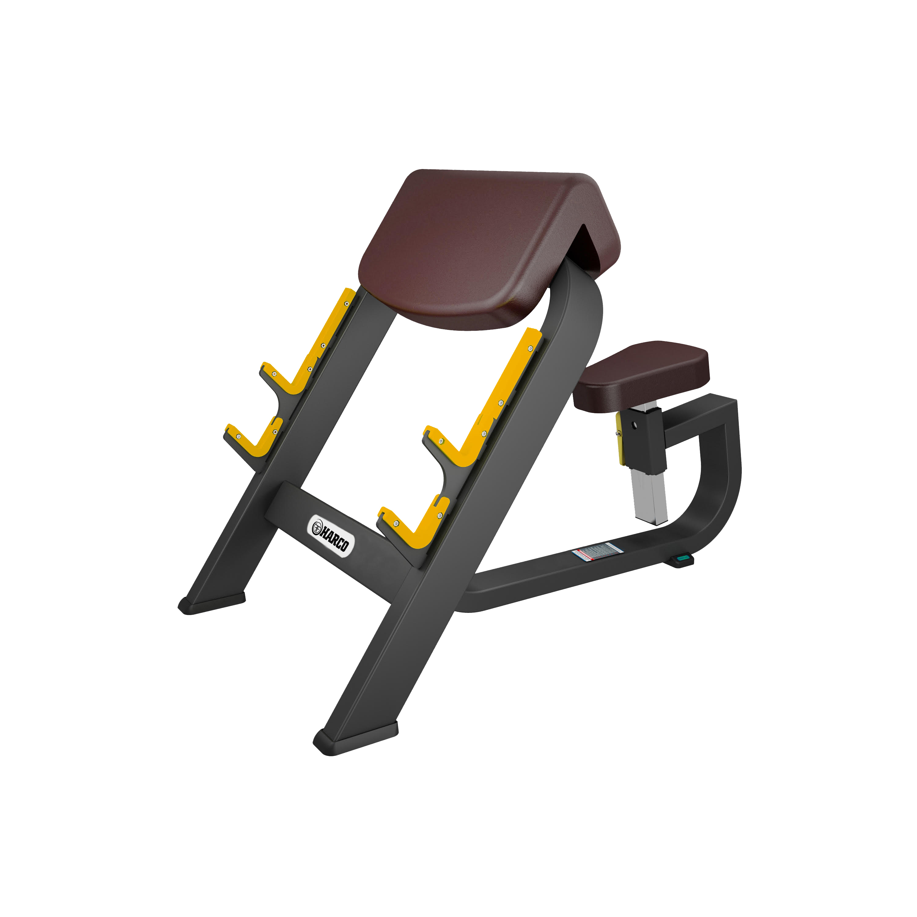 SRTB-44 SEATED PREACHER CURL – Harco India